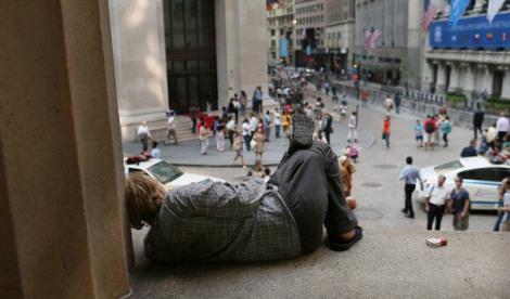 Markets React To Moodys Bank Downgrade