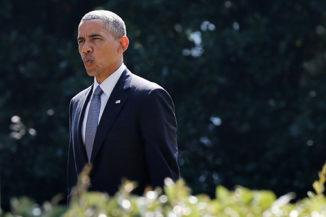 President Obama Departs White House En Route To Colorado