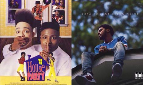 J. Cole X House Party