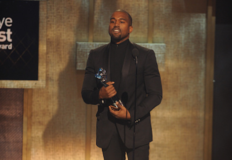 Kanye-West-BET-Honors
